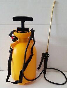 Solo 5L Plastic Pressure Sprayer, Garden, Allotment, Greenhouse, Viton Washer