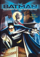 Batman: Mystery of the Batwoman DVD NEW