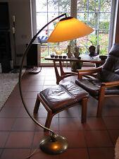 XL große 50s Vintage Designer Bogenlampe Rockabilly 1951 Einzelstück