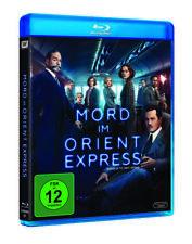 Mord im Orient Express mit Kenneth Branagh, Johnny Depp, u.a. Blu-ray -TOP-