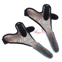 1 Pair Fishing Gloves Single Finger Stall Protector Boat Casting Line Camouflage