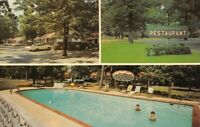 Allenwood Motel & Restaurant Louisville Ga US 1 221 R E Drew Dexter