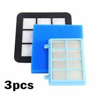 Allergy Motor Foam Filter Kit For Philips FC9331/09 FC9332/09 FC8010/01 Vacuum