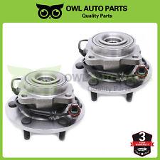 Rear Wheel Hub and Bearing Assembly Pair for 2004 - 2010 Nissan Armada & QX56