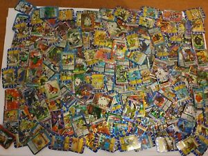 Digimon Vintage Stickers (1999-2000) Over 200