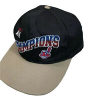 Vintage 1997 AL Champions Cleveland Indians Hat Chief Wahoo Embroidered Logo
