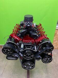 CHEVY 6.0L 6.2L 510hp CRATE ENGINE A/C LQ LS2 LS6 LS3 turnkey complete setup Ls9