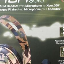 Dreamgear X-Talk Solo Wired Headset With Microphone Xbox 360