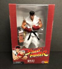 RYU Street Fighter 9 inch Limited Edition action figure Capcom 2005 SOTA Toys