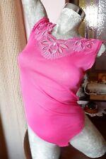 Body sottogiacca in cotone color fucsia marca EMMEBIVI taglia 3 terza