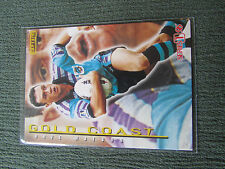 Gold Coast NRL Cards 1996 Series 1