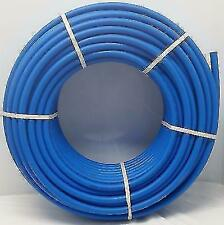 Badger Pipe Non Oxygen Barrier Pex Tubing for Heating and Plumbing - Blue