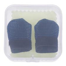 2x Mobile Finger Stall Sensitive Game Controller Sweatproof Finger Cots CC