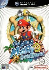 Super Mario Sunshine - Game Cube - Nintendo - PAL USATO