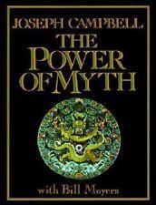 The Power of Myth, Joseph Campbell, Bill Moyers, 0385247745, Book, Good