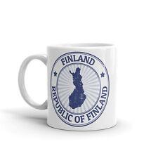 Finland High Quality 10oz Coffee Tea Mug #4650
