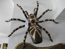 Spinne aus Holz