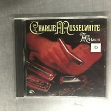 Charlie Musselwhite - Ace Of Harps (CD)