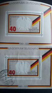 Briefmarken BRD Block Nr. 10 Jahrgang 1974 Mi. 807