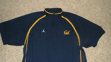 Nike Cal Jordan california basketball shooting shirt jacket rare L