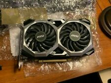 MSI NIVIDIA GeForce GTX 1660 6GB Graphics Card~L@@K!!!!