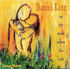 DANIEL KANE - On The Street Where You Live (1992 / 9 tracks / Paper Pigeon)