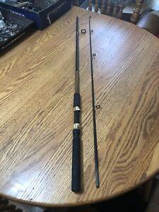 Silstar Spinning Rod PPL-60SP 6' 2 Piece Medium Action Fishing Rod !