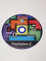 Tetris Worlds (Playstation PS2) - DISC ONLY