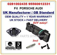 AUDI A8 (4D2 4D8) 3.3TDI Quattro Medidor De Masa Aire Sensor 0281002435 057906461C