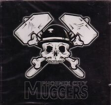 PHOENIX CITY MUGGERS – S.T. CD punk oi! street dogs rancid rose tattoo