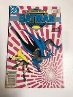 Batman (1986) # 405 (VF) Canadian Price Variant CPV
