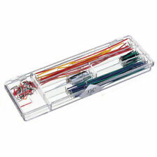 140pcs U Shape Solderless Breadboard Jumper Cable Wire Kit for Arduino Shield LW