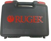 "Genuine Ruger 22/45 Mark 2 3 4 Hard Pistol Case Mk II III IV - 5-1/2"""