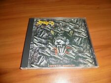 Official Bootleg Live By Venom (CD 1996 Magnum America) ORG Pressing RARE