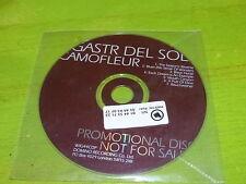 GASTR DEL SOL - CAMOFLEUR !!!!!!RARE CD PROMO !!