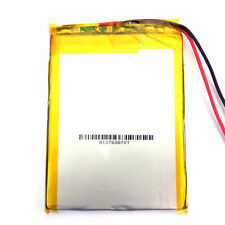 "Universal 3.7v 4000mah Replacement Battery for A20 A23 Allwinner 7"" 8"" 9"" Tablet"