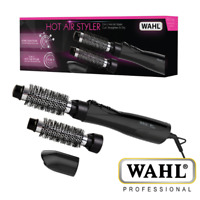WAHL 3 IN 1 HOT AIR STYLER CERAMIC BEAUTY TOOL WAND - BLACK - ZX936
