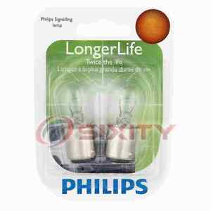 Philips Trunk Light Bulb for Plymouth Acclaim Barracuda Belvedere Belvedere qj