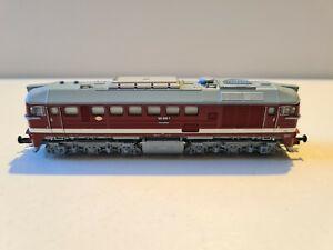 Roco – Spur TT – Diesellok BR 120 295-1 der DR – mit SOUND! – ohne OVP!