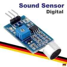 Geräuschsensor Mikrofon Sound Sensor Modul Raspberry Pi Arduino Lautstärke