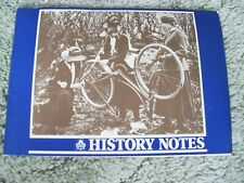 More details for history of the guide movement history notes girl guides