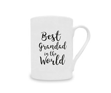 Best Grandad in the World Love From PERSONALISED Mug Gift China Tea 10oz