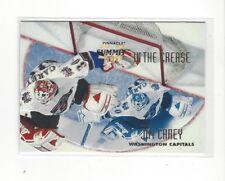1996-97 Summit In The Crease #6 Jim Carey Capitals /6000