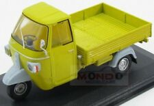 Piaggio Ape Mpv 600 Pianale 1969 Yellow Italeri 1:32 IT76816Y