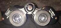 Vintage Sears Binoculars 7x35mm Wide Angle 500ft At 1000yds. Model#473.25111