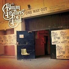 The Allman Brothers Band - One Way Out: Live at the Beacon Theatre. CD. 2004