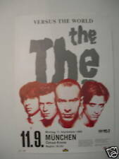 THE THE CONCERT TOUR POSTER 1989