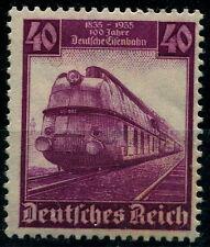 Deutsches Reich Drittes Reich Mi.Nr. 583 Eisenbahn 1935 postfrisch