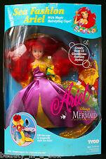 Sea Fashion Ariel Little Mermaid Tyco Disney Doll