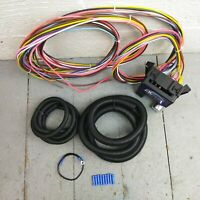 Wire Harness Fuse Block Upgrade Kit for 1967-1968 Chevrolet Chevelle GTO LeMans